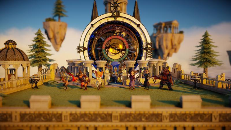 На промо-сайте таинственного проекта Sega появились игровые персонажи