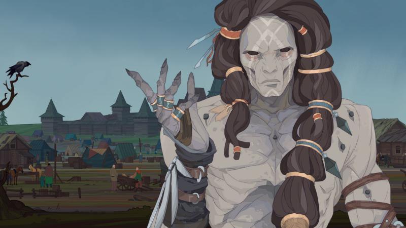 Ash of Gods: чего ждать от одной из самых любопытных RPG этого года?