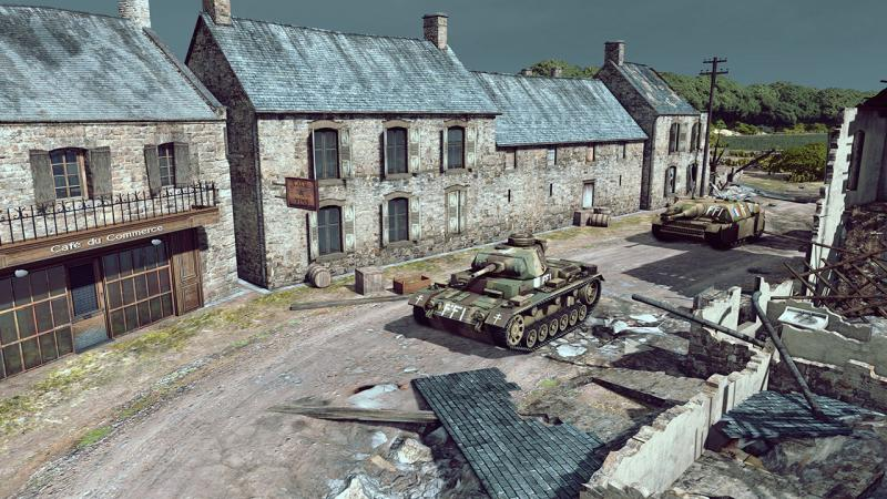 Дополнение Back to Hell добавит в стратегию Steel Division: Normandy 44 кооператив