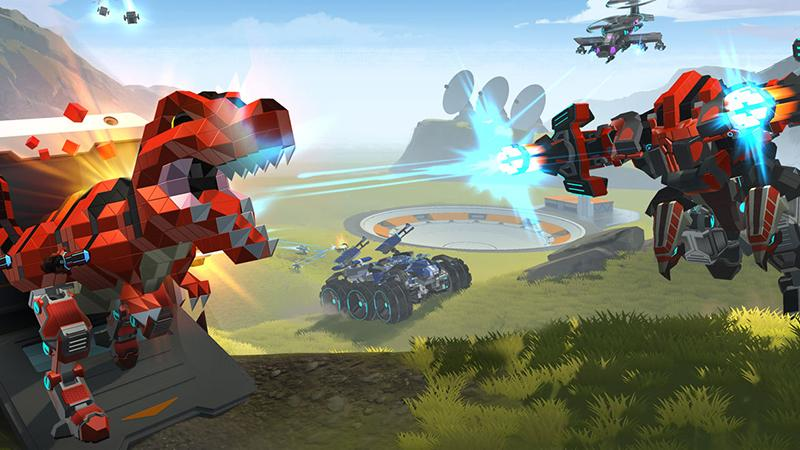 """Анонсирована """"королевская битва"""" Robocraft Royale во вселенной игры Robocraft"""