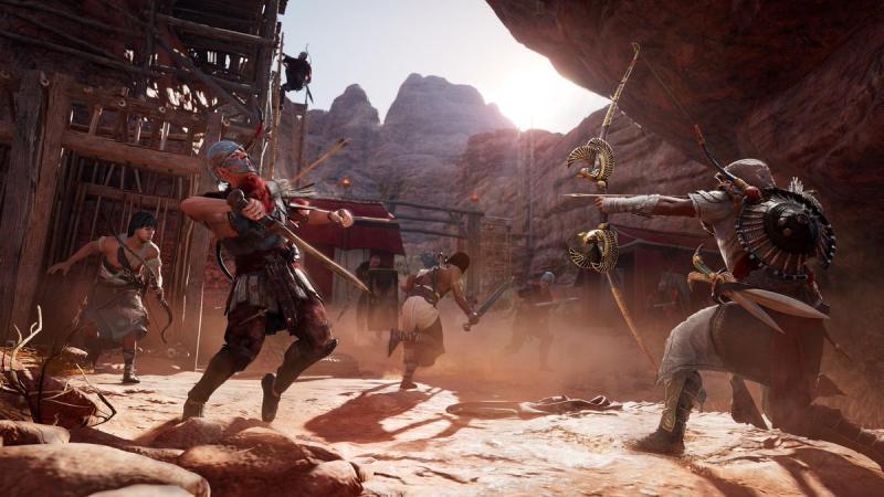 Релизный трейлер дополнения The Hidden Ones к Assassin's Creed: Origins