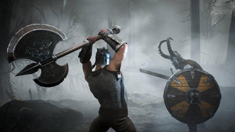 Появился дебютный трейлер игры Rune: Ragnarok