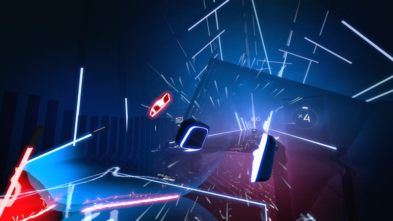 Встречайте Beat Saber - Guitar Hero со световыми мечами