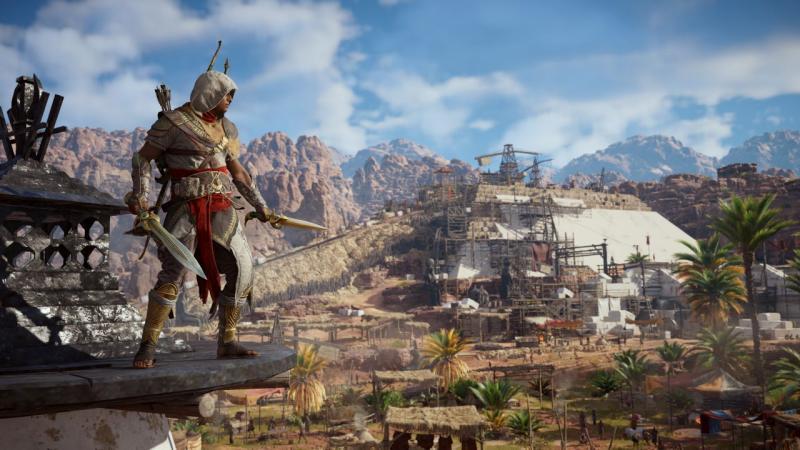 Стрим Assassin's Creed Origins: The Hidden Ones