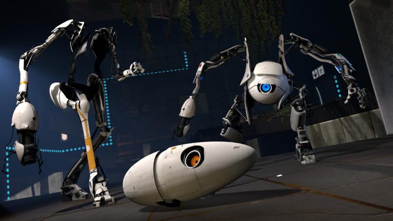Valve хотела совершить маленькую революцию с Portal 2.