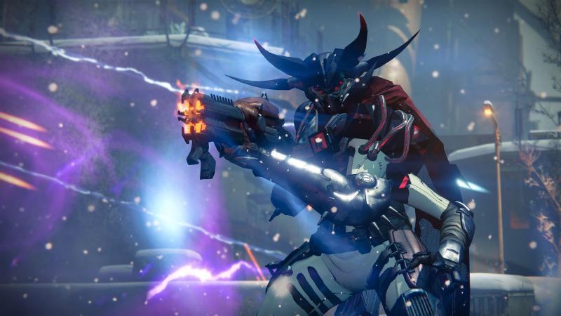 Второе дополнение для Destiny 2 выходит в мае