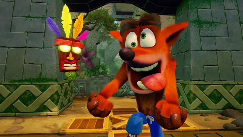 По слухам, в этом году Crash Bandicoot N. Sane Trilogy выйдет на PC