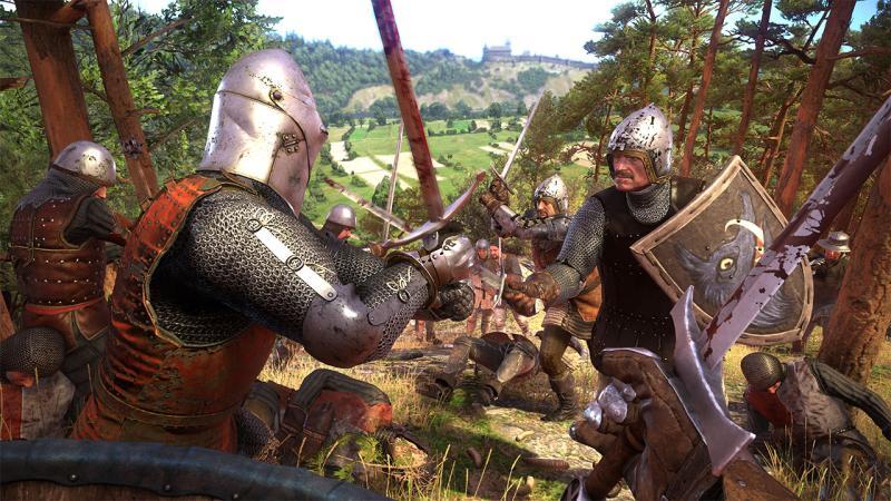 Мордобой, средневековье и колоссы: во что поиграть в феврале