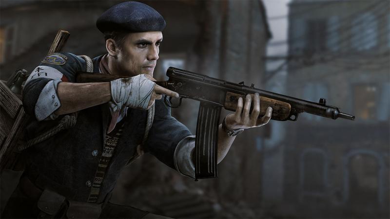 Мы у мамы партизаны. Обзор первого дополнения для Call of Duty: WWII