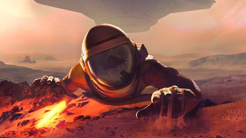 Весной выходит космическая адвенчура Downward Spiral: Horus Station