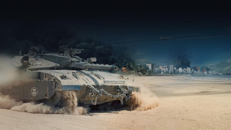 """Возвращение кооператива: как играется """"Карибский кризис"""" в Armored Warfare"""