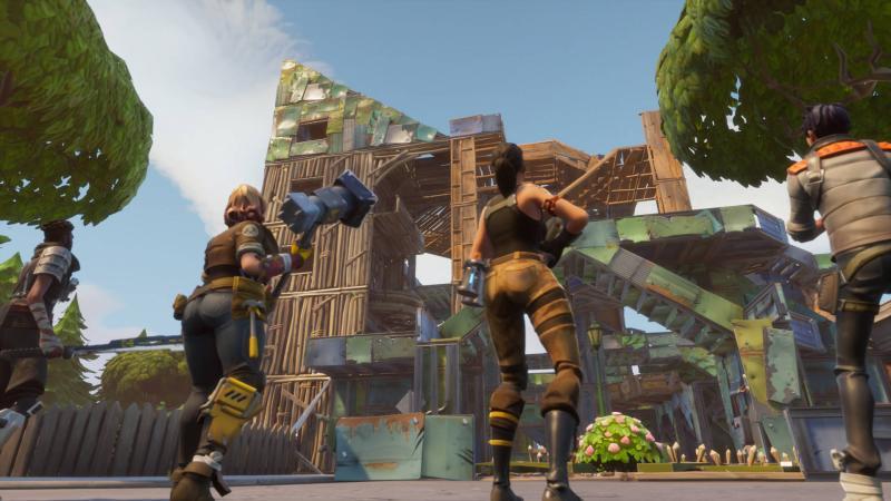 Fortnite: Battle Royale превзошла достижение PUBG по одновременному онлайну