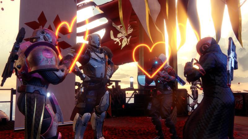 """Трейлер праздничного ивента """"Багряные дни"""" для Destiny 2"""