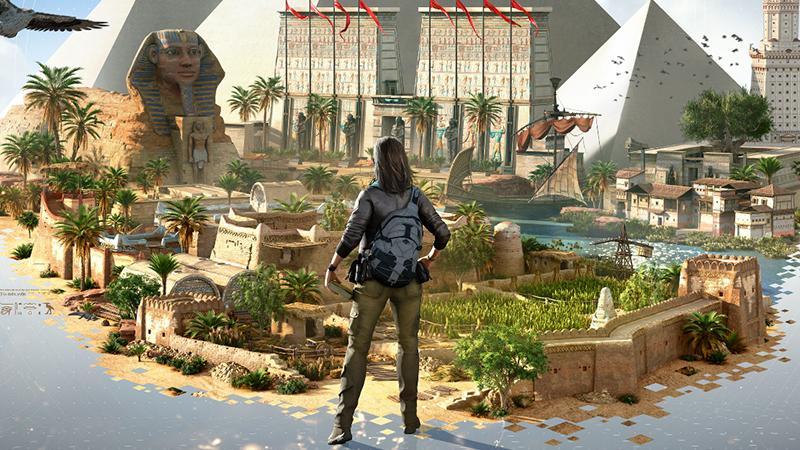 Исследовательский режим Assassin's Creed: Origins содержит 75 обучающих экскурсий
