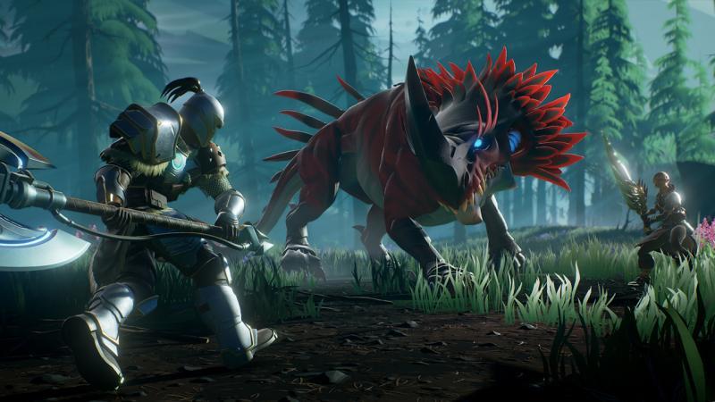 Разработчики Dauntless получили крупное финансирование от нескольких инвесторов