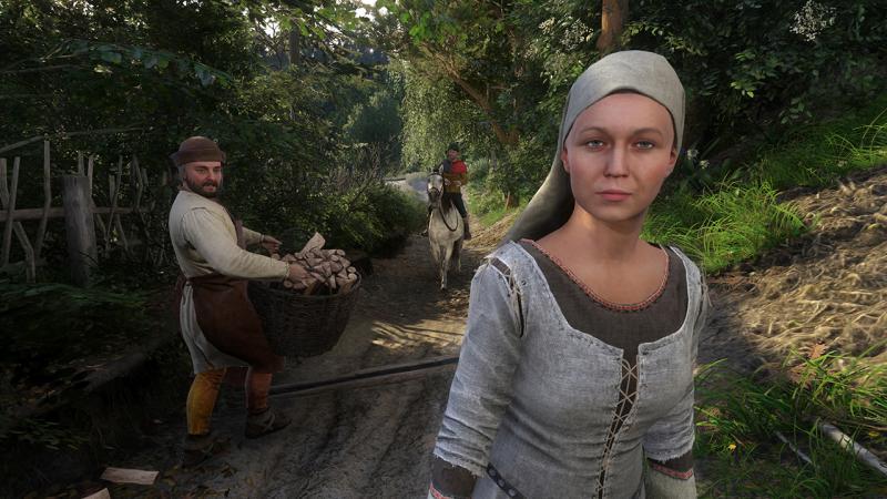 Команда Kingdom Come: Deliverance уже работает над дополнением с женским персонажем в главной роли