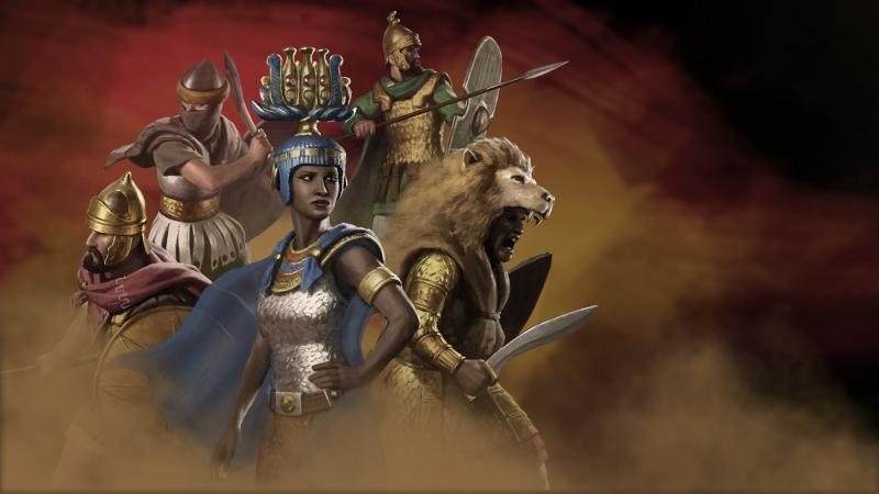 В начале марта выходит дополнение Desert Kingdoms для стратегии Total War: Rome 2