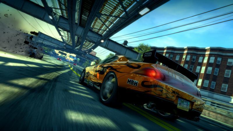 Burnout Paradise Remastered официально анонсирована для PC, PS4 и Xbox One