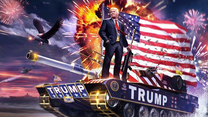 Дональд Трамп возложил на жестокие видеоигры ответственность за перестрелки в школах