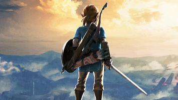 The Legend of Zelda: Breath of the Wild стала игрой года по версии D.I.C.E. Awards