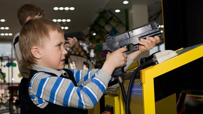 В США предлагают повысить налог на жестокие видеоигры