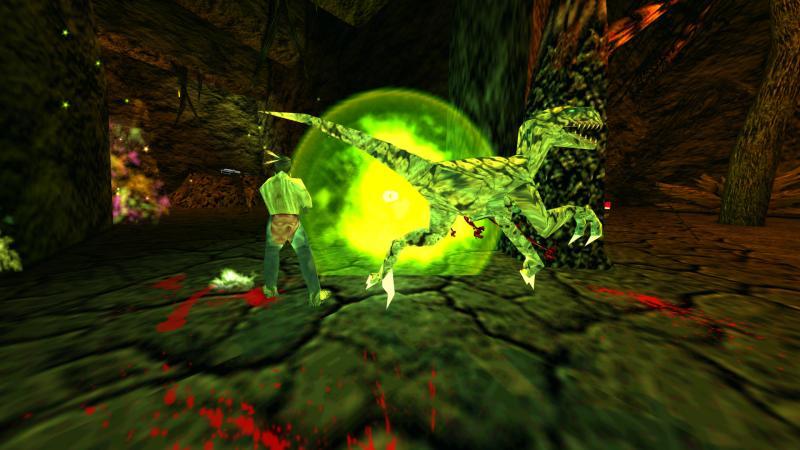 На Xbox One выйдут ремастеринги оригинальных частей Turok