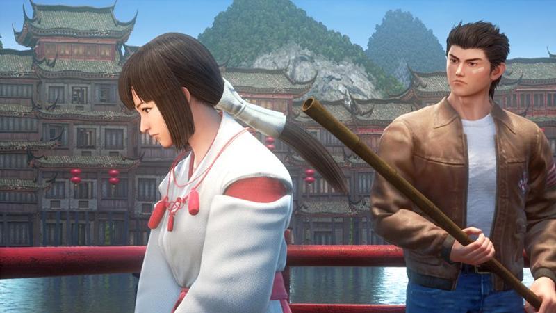 Персонажи Shenmue 3 на новых скриншотах игры