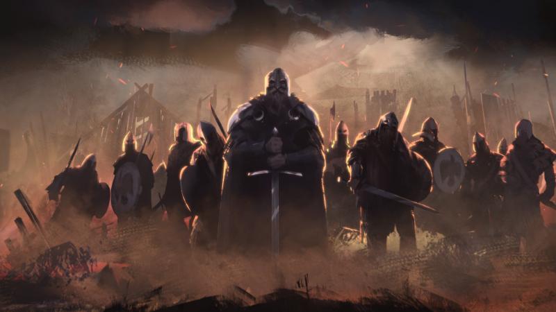 Ирландия утопает в крови в новом трейлере Total War Saga: Thrones of Britannia