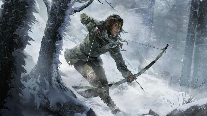В следующем месяце подписчики Xbox Game Pass получат доступ к Rise of the Tomb Raider