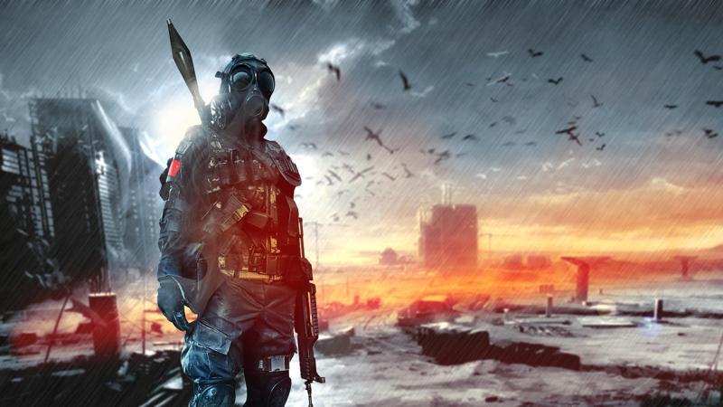 DICE готовит дебютный трейлер новой Battlefield