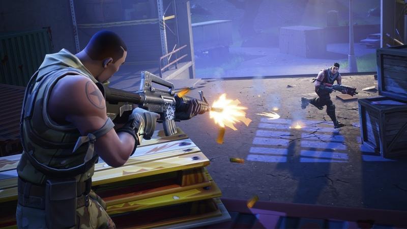 PS4 Pro и Xbox One X отлично справляются с поддержкой 60 кадров в секунду в Fortnite: Battle Royale