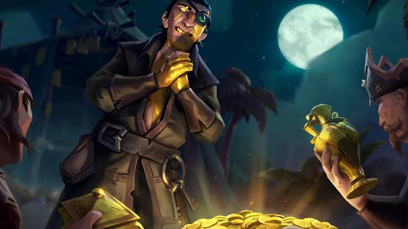 Разработчики Sea of Thieves увековечили в игре тяжелый труд некоторых участников тестирования