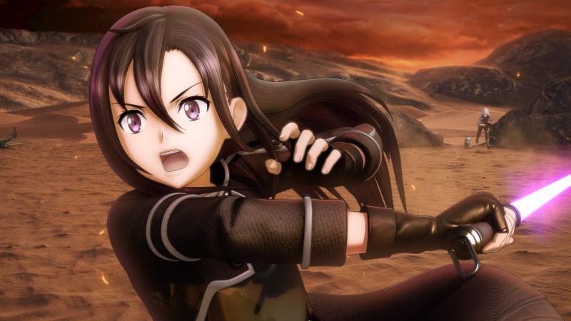 Онлайн, да не онлайн. Обзор Sword Art Online: Fatal Bullet