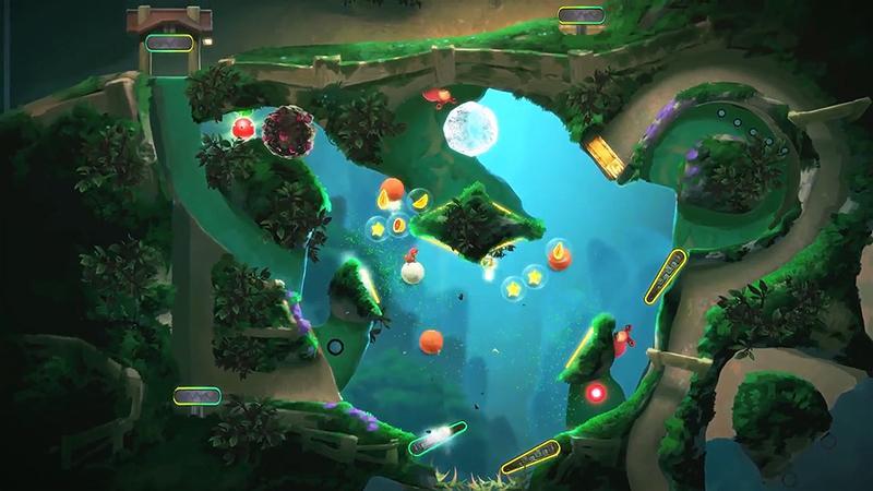 Новый трейлер очаровательного платформера Yoku's Island Express про навозного жука