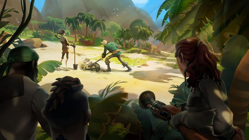 Разработчики Sea of Thieves рассказали о балансе контента между новичками и ветеранами