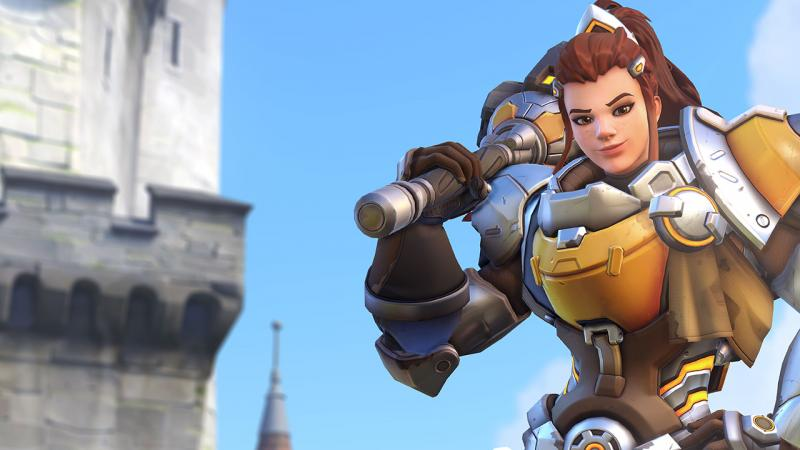 Blizzard официально анонсировала нового героя Overwatch - Бриджитт Линдхольм
