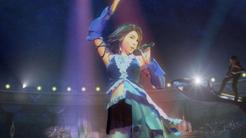 Square Enix зарегистрировала торговую марку Idol Fantasy