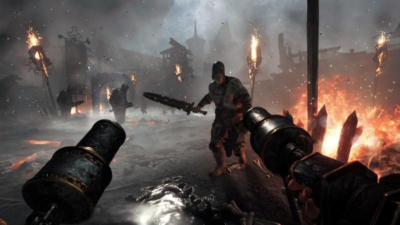 Головы с плеч в новом геймплейном трейлере Warhammer: Vermintide 2
