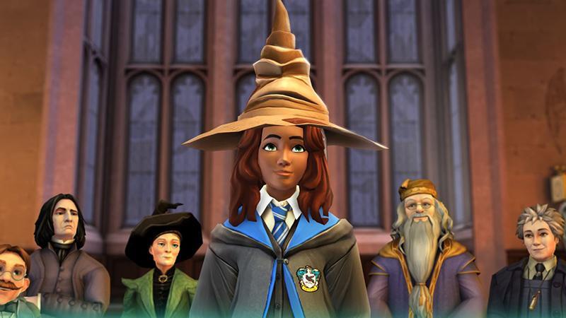 Размещен трейлер игры «Гарри Поттер: Тайна Хогвартса»