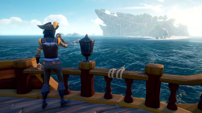 В Rare уверены, что нет другой такой игры, как Sea of Thieves