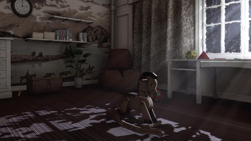 Психологический хоррор Rise of Insanity покинул ранний доступ и вышел в Steam