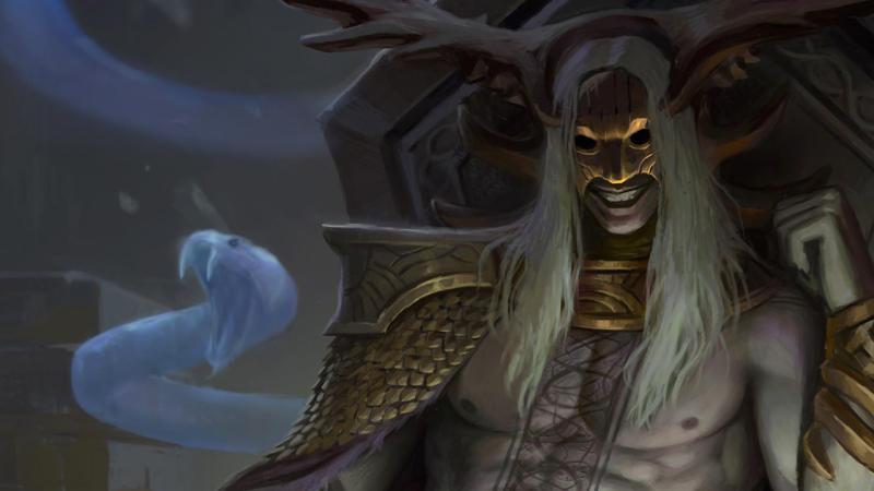 Rune: Ragnarok сменила название на лаконичный вариант Rune