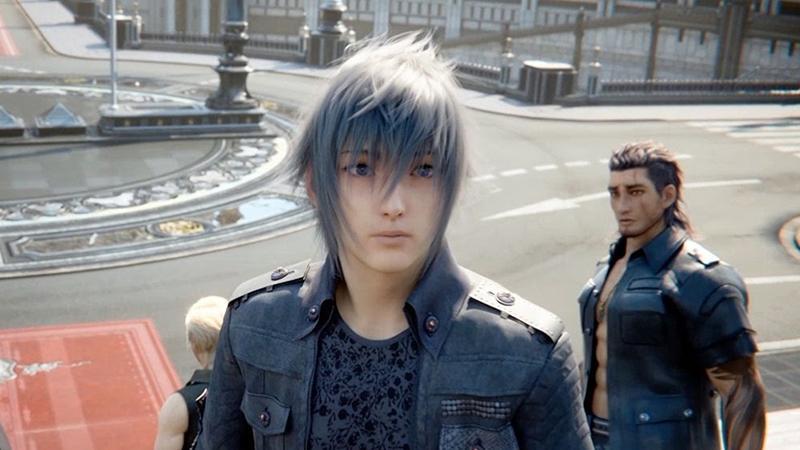 Final FantasyXV взломали за4 дня дорелиза