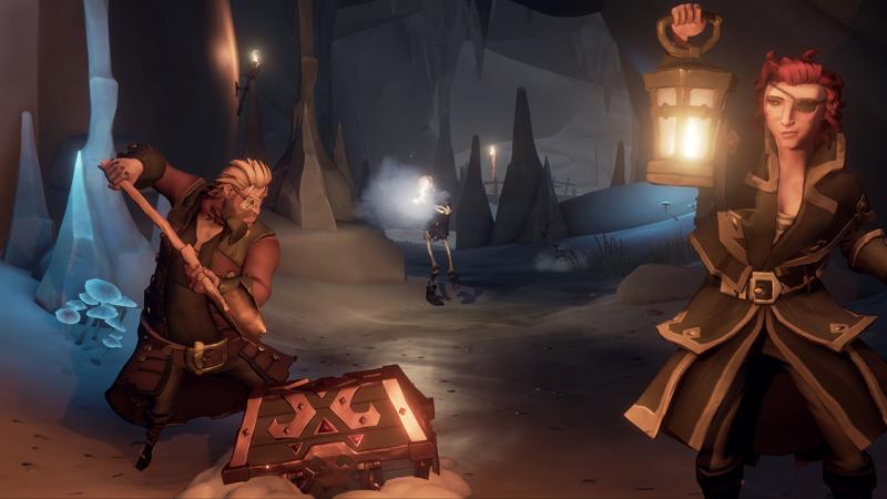 Кастомизация кораблей и персонажей в трейлере Sea of Thieves