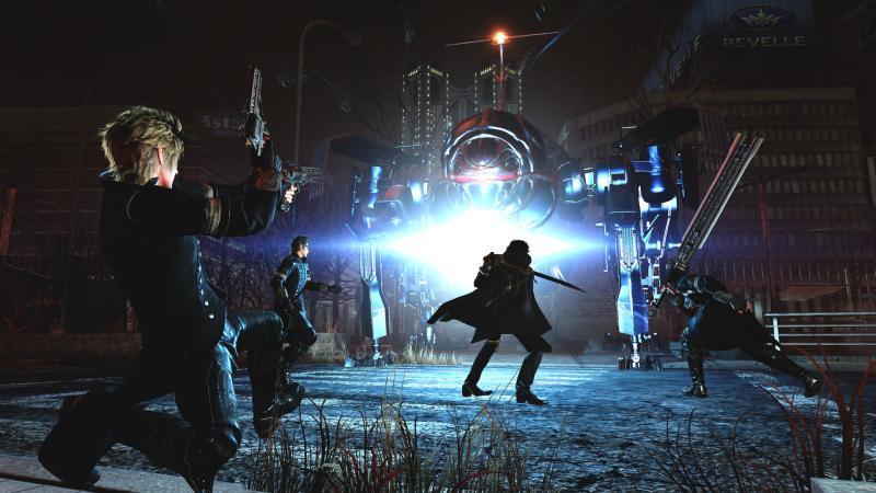 PC-версия Final Fantasy 15 будет защищена Denuvo