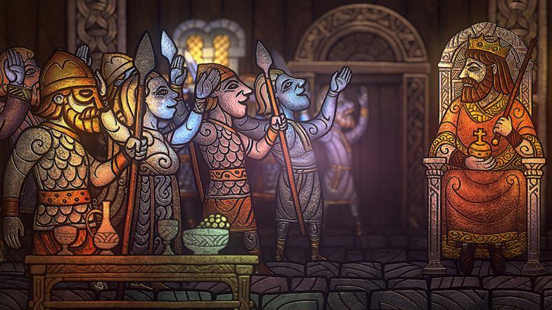 Блеск и слава Уэльса в кинематографичном трейлере Total War Saga: Thrones of Britannia