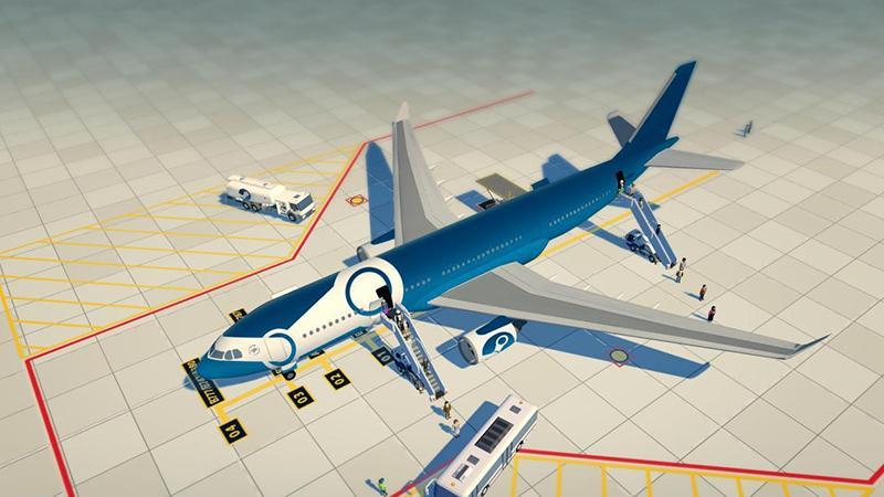 Постройте аэропорт своей мечты в экономическом симуляторе Sky Haven