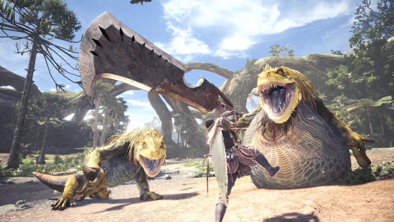 Продажи Monster Hunter: World перевалили за 7,5 миллиона копий
