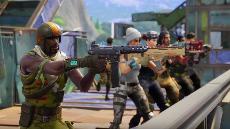 Fortnite стала самой просматриваемой игрой на Twitch
