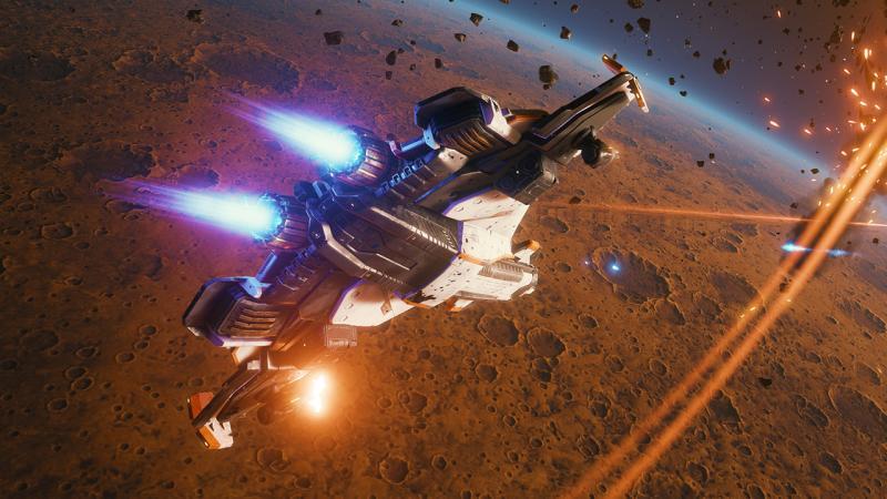 В конце мая Everspace доберется до релиза на PlayStation 4